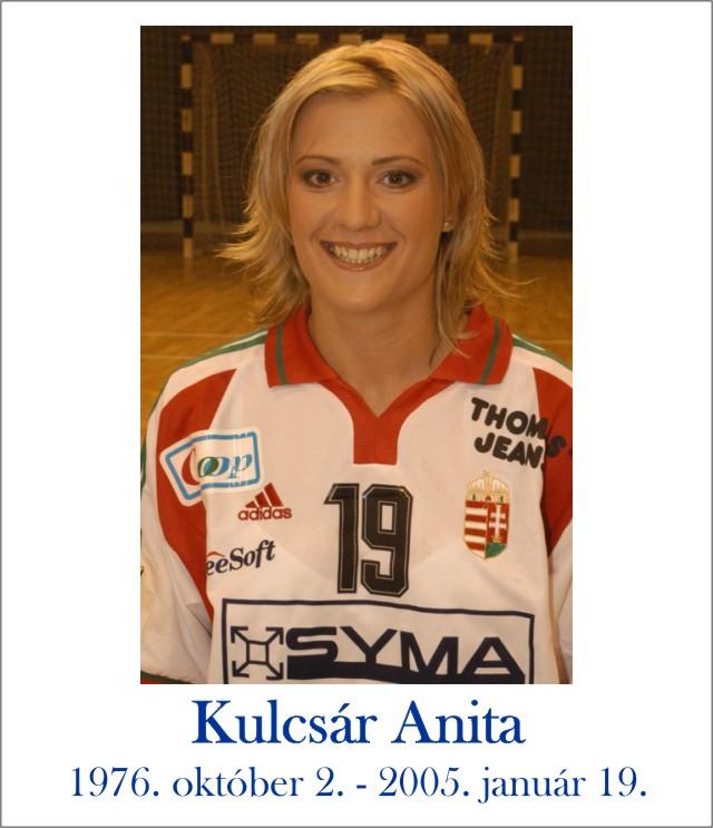 In memoriam Kulcsár Anita